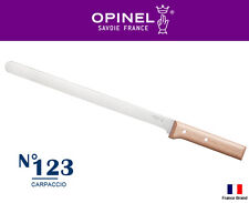 Opinel France No123 Carpaccio 300mm Blade Spatula Slicers Knife
