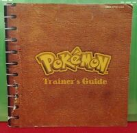 Pokemon: Trainer's Guide - Nintendo Game Boy Instruction MANUAL ONLY No Game -3