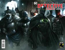 DC DETECTIVE COMICS #1000 Francesco Mattina Walmart Variant Mexican