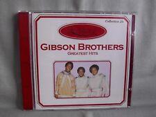 Gibson Brothers- Greatest Hits- 16 Titel WIE NEU