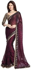 SevenFold Ambika New Indian Bollywood Designer Party Wear Fancy Saree