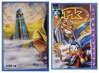 PKNA 38, Pikappa Paperinik PK New Adventures, Nella nebbia