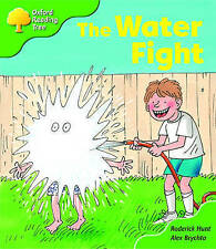 Oxford Reading Tree: Stage 2: More Storybooks: The Water Fight: pack A-ExLibrary