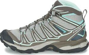 Salomon X Ultra Mid Aero W 379176 Outdoor Schuhe Trekking Boots Damen NEU