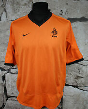 NIKE NETHERLAND 2000/2001  HOME FOOTBALL SHIRT JERSEY MAGLIA size L ( 466 )