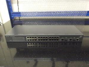 3Com SuperStack 3 Switch 4200 Family 3CR17333-91 JE026A E4210-24.