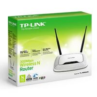 Router Wireless 300Mbps TP-LINK TL-WR841N 2x2 mimo SWITCH 4 Porte LAN, Streaming