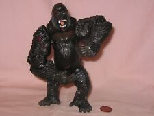 """6"""" Battle Damaged King Kong W/ Lever Moved Hands Action; Playmate Toys 2005"""