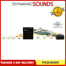 CT21PN06 Pioneer 16 Pin ISO Head Unit Replacement Car Stereo Wiring Harness