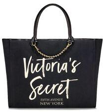 Victoria's Secret New! Angel City Tote/ BLACK (Fifth Avenue New York)