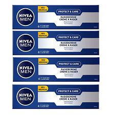 Shaving Cream Mild Hair Remover NIVEA for Men Normal to Dry Skin 100ml