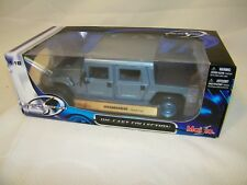 MAISTO 30857 1/18 scale, HUMMER HARD TOP DIE CAST COLLECTION SPECIAL EDITION