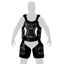 FOX-FIGHT B7 Trainer Bauchschutz Körperschutz mit Oberschenkelschutz Anzug