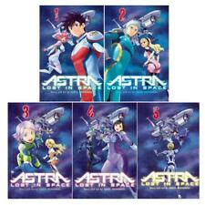 Astra Lost In Space Manga Sci Fi Series by Kenta Shinohara Set of Books 1-5
