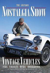 Swindon Nostalgia Show DVD Vintage Vehicles - Car Motoring Enthusiast