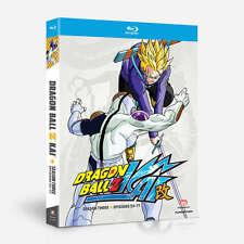 Dragon Ball Z Kai Season Three: Episodes 53-77 (BD, 2012, 4-Disc Set)