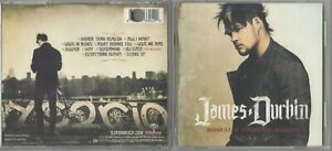 James Durbin - Memories of a Beautiful Disaster  (CD, Nov-2011, Wind-Up)