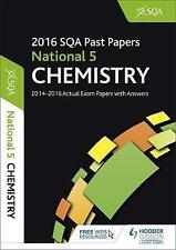 National 5 Chemistry 2016-17 Sqa Past Papers with Answers-ExLibrary