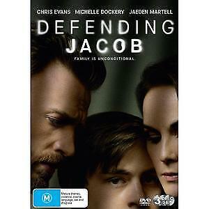 Defending Jacob Season 1 DVD ***NEW SEALED*** Region 4