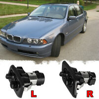 2pcs For BWM Series 5 525i 528i 530i 540i Headlight Washer Nozzle Right Left