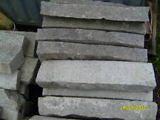 Naturstein Granit Borde Stufen gerade o. Bogen