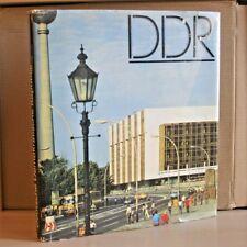 GDR (DDR) Big Vintage Germany PHOTO ALBUM BOOK. 1981