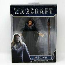 Warcraft 6 Medivh Action Figure With Accessory
