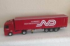 ELIGOR MERCEDES Norbert Dentressangle Super Hauler Truck Model ~~RARE~~
