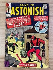 Tales to Astonish #54 (Marvel Comics) Giant-Man appearance