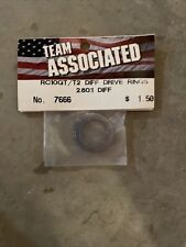 Asc 7666 Rc10gt/t2 Diff Rings