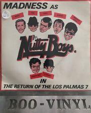 """Locura – el regreso de los los Palmas 7 Vinilo 7"""" 45 Rpm Reino Unido 1983 Rígido-BUY108"""