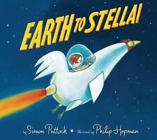 Earth to Stella!-ExLibrary