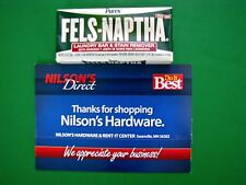 Fels Naptha Make Homeade Laundry Soap Bar Poison Ivy Treatment Stain Remover