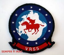 US NAVY VR 55 PATCH MINUTEMEN C-130 SUPPORT SQUADRON AVIATION MILITARY WOW!!