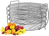 Dehydrator Rack Stand For Ninja Foodi Accessories Food Grade 304 Stainless Dehyd