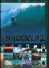 Unhooked 2 Kiteboard art kiting surfing riding giant waves DVD Extreme Sports
