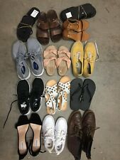Lot Of 13 Pair Shoes and other Nordstrom Rack Returns Wholesale Liquidation Used