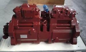 John Deere Excavator 792D Hydrostatic Main Pump
