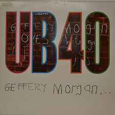 "UB 40 - GEFFERY MORGAN 12"" LP (N528)"