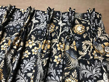 iliv Oakmere (William Morris Style) Hand Sewn Curtains Made To Measure All Cols