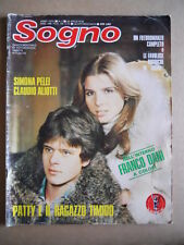 SOGNO Fotoromanzo n°7 1978 ed. Lancio  [G579]