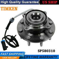 New Timken Front Wheel Hub & Bearing Assembly fit for GMC Trucks 4x4 8-lug ABS