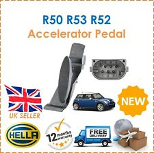 For BMW Mini R50, R53 R52 Manual Models HELLA Accelerator Pedal New