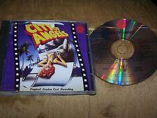 CITY OF ANGELS : ORIGINAL LONDON CAST RECORDING CD ALBUM FIRST NIGHT 1993 22 TRK