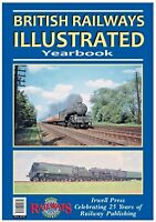 British Railways Illustrated YEARBOOK RRP £9.99 POST FREE SAVE SAVE