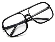 Fashion Vintage Oversize Square Eyeglasses Women Men Frames Eyewear Glasses RX