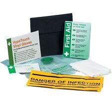 """Kit de protección personal con cinturón de lazo - 4"""" X 3.5"""" - CPR, policía, seguridad, trabajo"""
