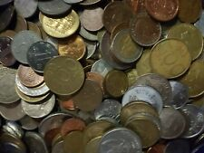 BULK 4.5kg World Coins. Europe Americas UK Asia Pacific Africa Free Post