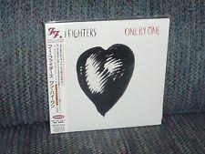 FOO FIGHTERS - ONE BY ONE CD (RARE + OOP JAPAN MINI LP / PAPER SLEEVE COL.)