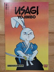 Usagi Yojimbo 1▪︎1st print '87▪︎NM▪︎96-98▪︎2021 Eisner Wins.Letterer/Cont.Series